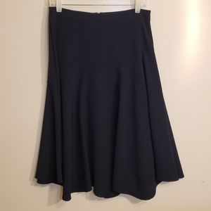 NEW Weston Wear Navy Blue Skirt Size Medium